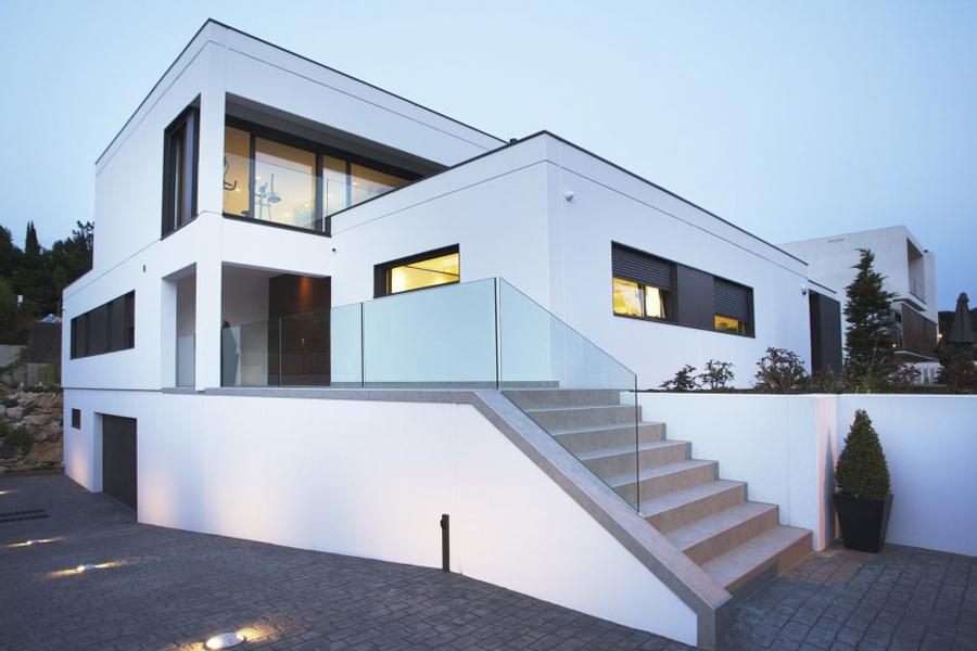 Viviendas y casas modulares prefabricadas en hormig n - Viviendas modulares prefabricadas ...