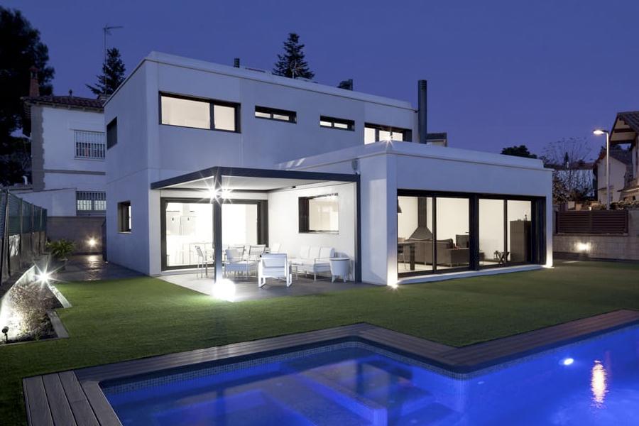 Viviendas y casas modulares prefabricadas en hormig n hormitech - Vivienda modular hormigon ...