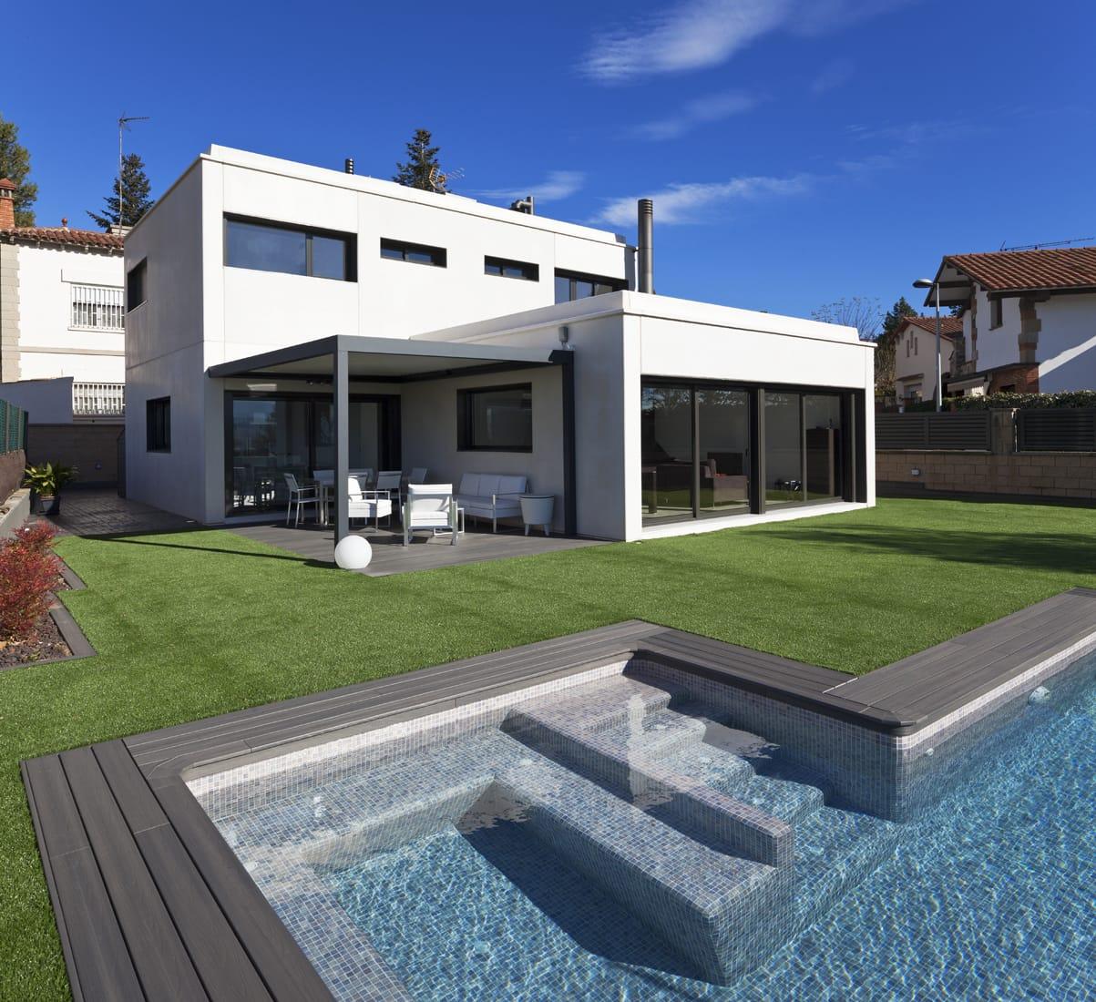 Casa modulares de hormigon fabulous casa modular isabel csar with casa modulares de hormigon - Casas modulares hormigon ...