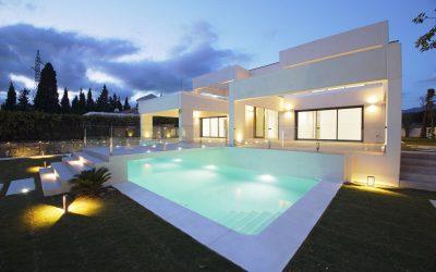 Fiesta de Inauguración de Villa en Guadalmina