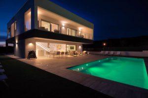 Modelo HDS casa modular de hormigón Hormitech- Casa Calella